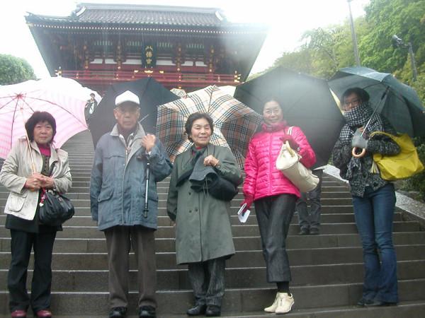 「鎌倉へのバス旅行」を開催しました