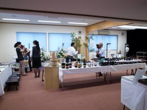 「お盆飾り展示会」を開催しました