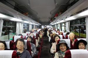 「日帰りバス旅行」を開催しました